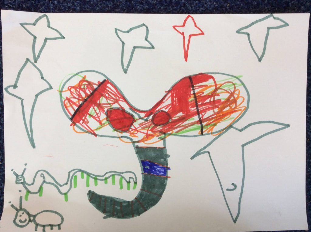 Jelly's Apple Tree (by Charlie)